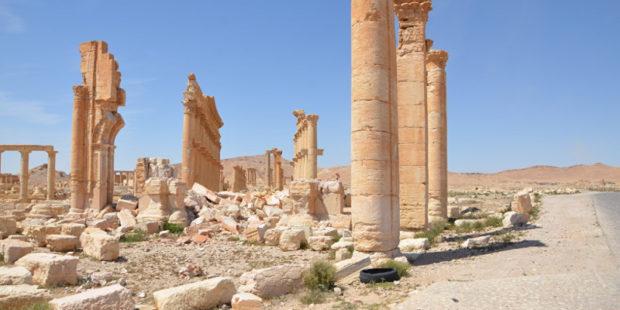 Христианские памятники в Сирии нужно спасать - возьмутся российские ученые