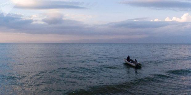 Инспекторы Минэкологии и нацпарка Севан нашли и уничтожили множество сетей для ловли рыбы