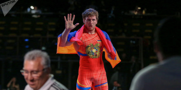 Известны соперники борцов Артура Алексаняна и Карапета Чаляна на Олимпиаде в Токио