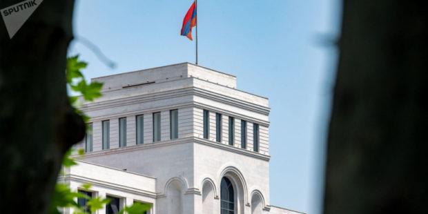 МИД: Армения будет последовательно защищать свой суверенитет и права народа Арцаха