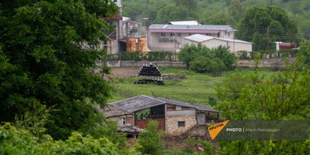 Очередная провокация Азербайджана привела к ранению военнослужащего Армии обороны