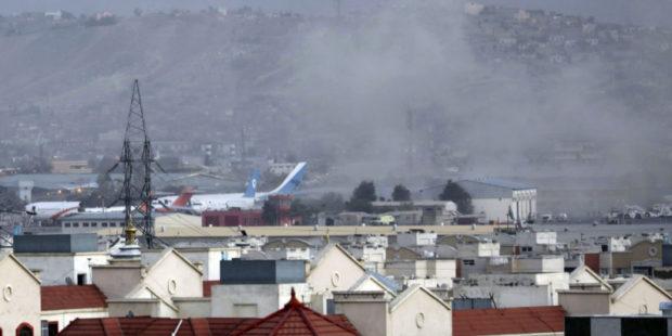 Пять ракет выпущено по кабульскому аэропорту, они перехвачены системой ПВО