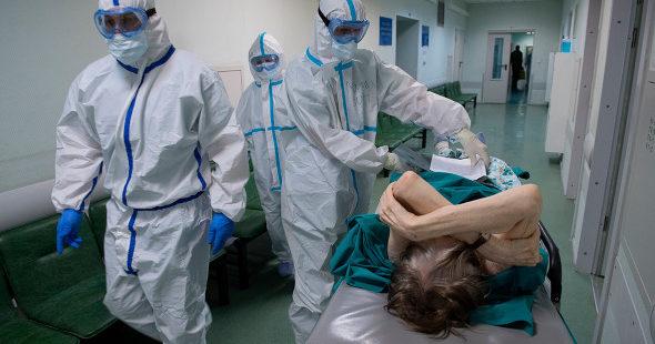 Почти 45 000 жителей Ивановской области заразились COVID-19 на 29 августа