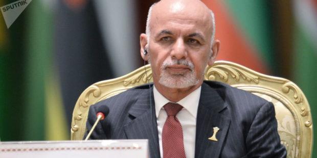 Подавший в отставку президент Афганистана объяснил причину своего ухода
