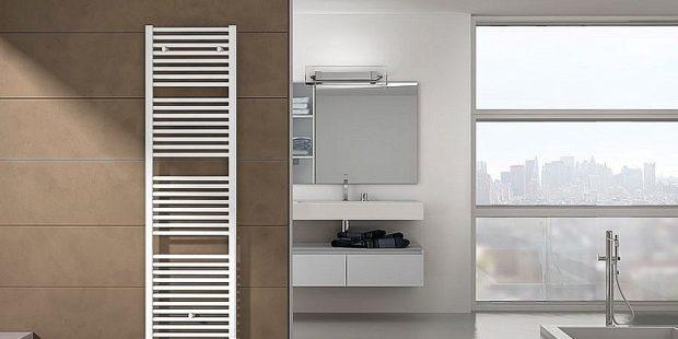 Электрические полотенцесушители: незаменимая вещь в ванной комнате