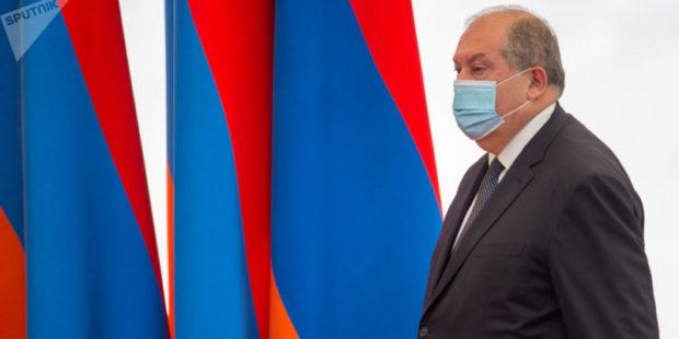 Президент Армении выразил соболезнования семьям жертв терактов в Кабуле