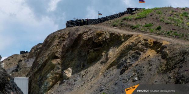 При обсуждении делимитации границы вопрос Карабаха не затрагивается – Григорян