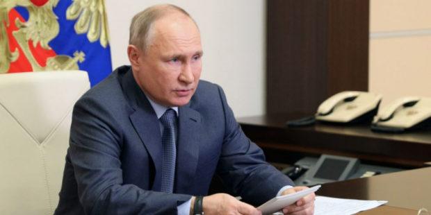 """Путин побывает на открытии форума """"Армия-2021"""" и """"АрМИ-2021"""""""
