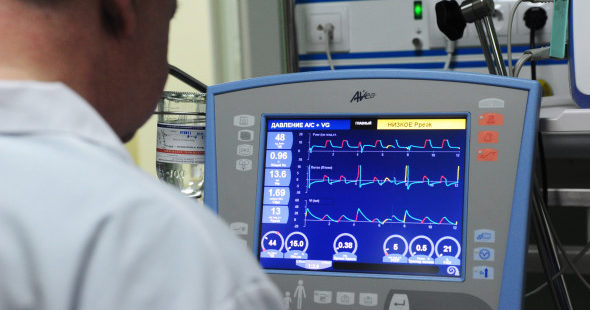 Растёт число тяжёлых больных на аппаратах ИВЛ в Ивановской области