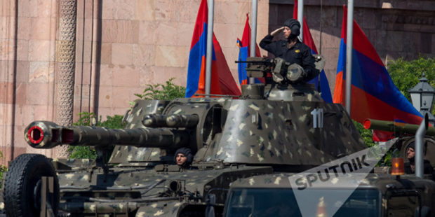 Реорганизация армянской армии - вместе с Россией и с ее помощью
