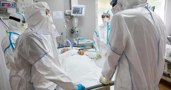 Резкий рост числа госпитализаций пациентов с коронавирусом произошёл в Ивановской области