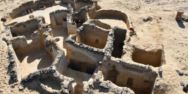 Руины раннего христианского поселения нашли археологи в Египте