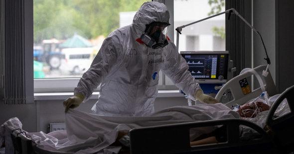 Сразу 5 человек скончались от COVID-19 в Ивановской области