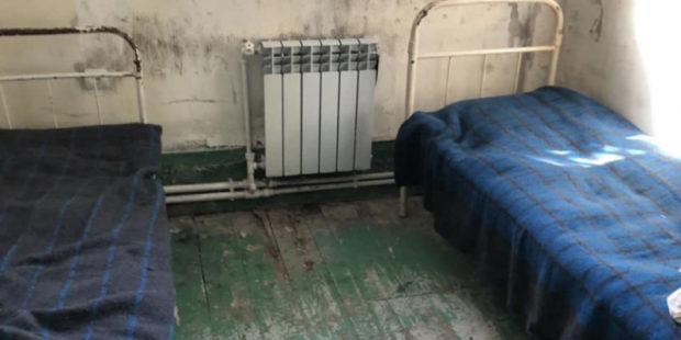 Татоян назвал бесчеловечными условия в отделении для ковид-больных в тюремной больнице
