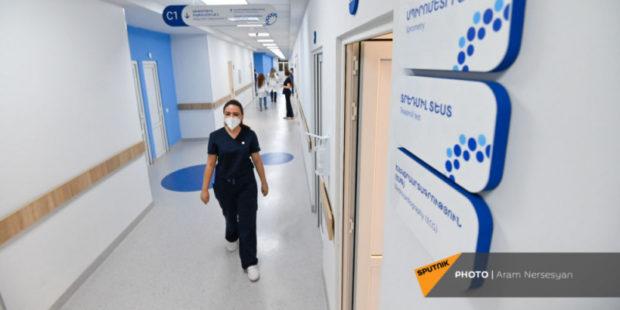Точные данные по коронавирусу в Армении на 7 августа