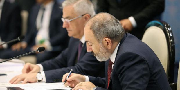Транспортно-логистическое сотрудничество в ЕАЭС крайне важно - Пашинян