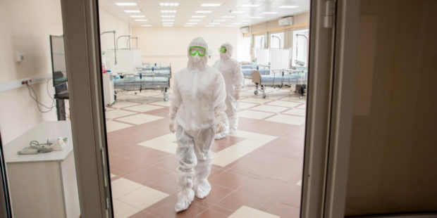 В Ивановской области от коронавируса умер 58-летний мужчина