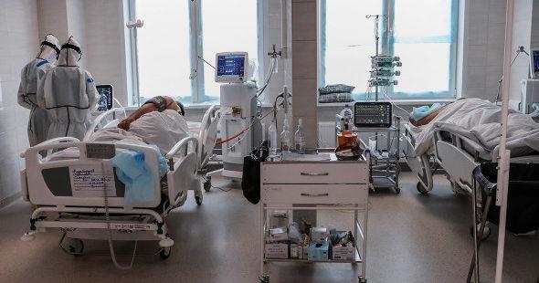 В Кинешме Ивановской области развернули второй ковид-госпиталь