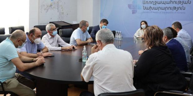 Васе больше молодых людей в Армении тяжелее переносят коронавирус