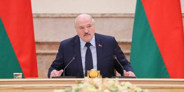 """Лукашенко назвал столицу Литвы Вильнюс """"белорусским городом"""""""