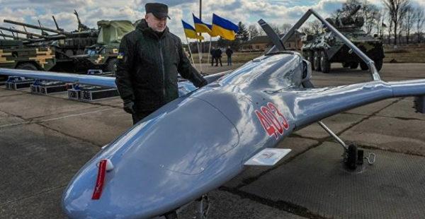 Долетел до Донецка: Украина применила беспилотник Bayraktar в Донбассе