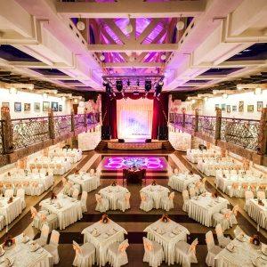 Ресторан с банкетным залом для корпоратива в Санкт-Петербурге