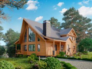 Как правильно выбрать проект загородного дома?