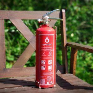 Преимущества систем пожаротушения BONTEL