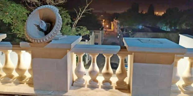 В Керчи задержали разбивших вазоны на Митридатских лестницах