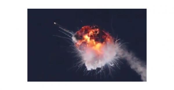 В США сразу после старта взорвалась ракета, к которой причастны украинцы - СМИ