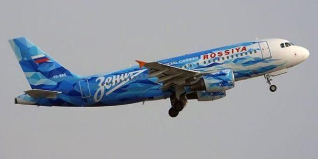 """""""Зенит"""" поблагодарил пилотов после аварийной посадки самолета в Пулково"""