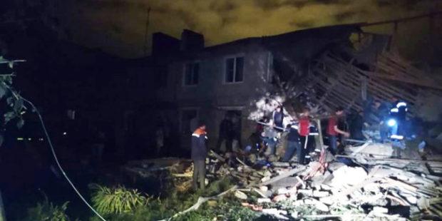 Под завалами дома в Липецкой области обнаружено тело ребенка