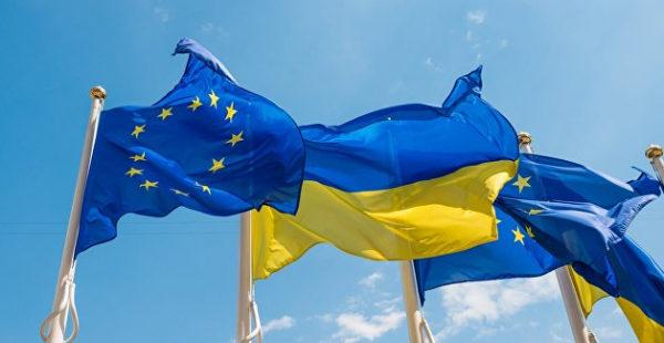 Украина получит второй транш от ЕС в ноябре