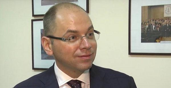 Экс-глава Минздрава заподозрил психическое заболевание у спикера украинской делегации в Минске