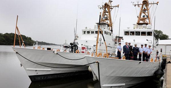 Украинские моряки отправились в США для обучения управлению катерами Island