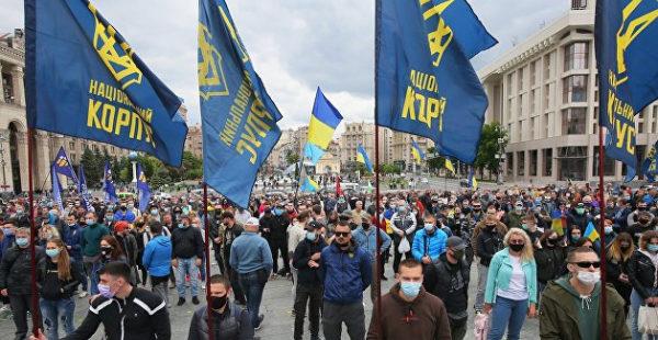 Стариков объяснил, будут ли националисты создавать партизанские отряды, если РФ придет на Украину