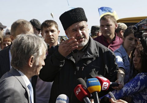Журавко объяснил, почему уехавшие в Херсон крымские татары сегодня просят прощения