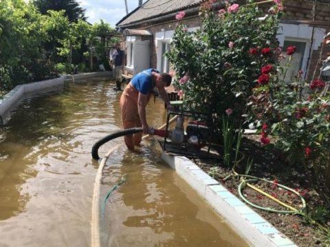 В Крыму выплаты владельцам затопленного жилья начнутся с 22 сентября
