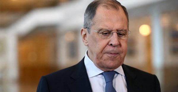Лавров назвал бедствием дискриминацию русского языка на Украине