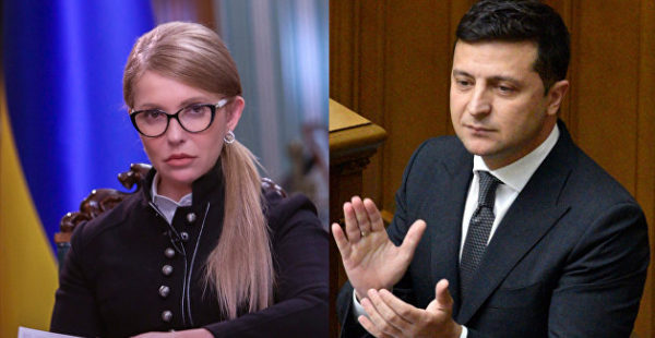 Съест как Ющенко: эксперт объяснил, почему невозможна коалиция между Зеленским и Тимошенко