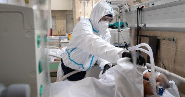 71-летний мужчина скончался от COVID-19 в Ивановской области