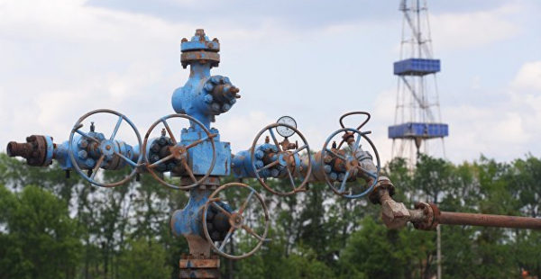 На Украине снова упала добыча газа