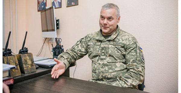 Наев рассказал, в каком виде иностранного оружия нуждается украинская армия
