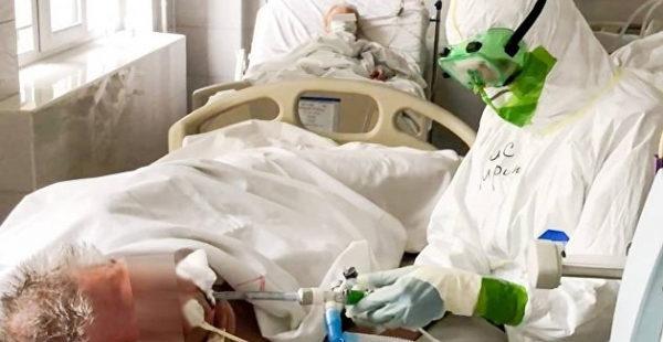 Почти 10 тысяч украинцев заболели коронавирусом за сутки