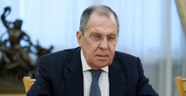 Лавров жестко ответил на заявление Зеленского о войне с Россией