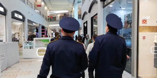 """""""Метрополису"""" грозит закрытие на 90 суток за нарушение масочного режима"""