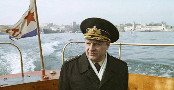 Спасшему Черноморский флот от передачи Украине адмиралу предложили присвоить звание Героя России