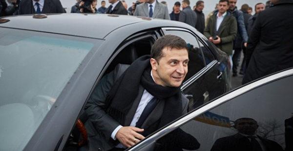 Кортеж Зеленского усилили после нападения на Шефира - СМИ