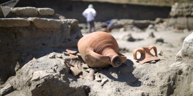 Археологи нашли древнейшее в мире свидетельство употребления пива