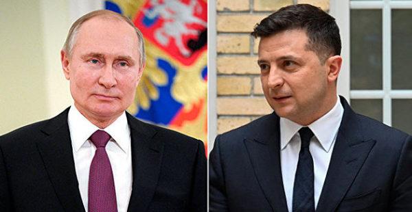 В Офисе президента назвали условие для встречи Путина и Зеленского